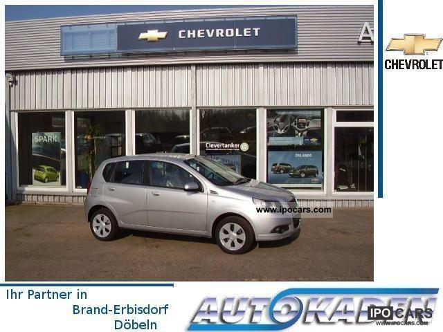 2011 Chevrolet  Aveo 1.2 5 door. Air Demonstration LS 5 door. CLIMATE Small Car Demonstration Vehicle photo