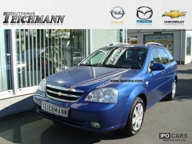 Chevrolet  Nubira 1.6 SX combined gas 2008 Compressed Natural Gas Cars (CNG, methane, CH4) photo