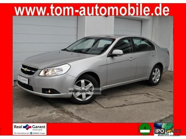 2008 Chevrolet  Epica 2.0 VCDI DPF / DVD Navi / leather / 44700KM only! Limousine Used vehicle photo