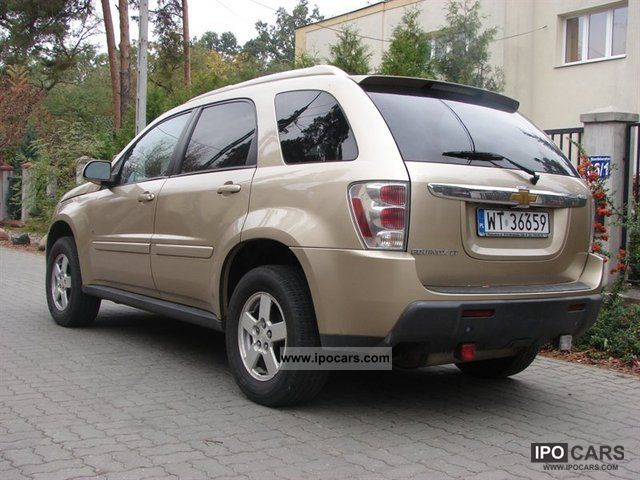 Warsaw In Chevrolet >> 2006 Chevrolet Equinox V6 - Car Photo and Specs