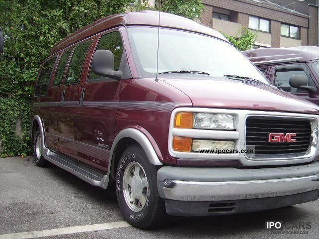 1999 chevrolet chevy van gmc savana autoform car photo and specs. Black Bedroom Furniture Sets. Home Design Ideas