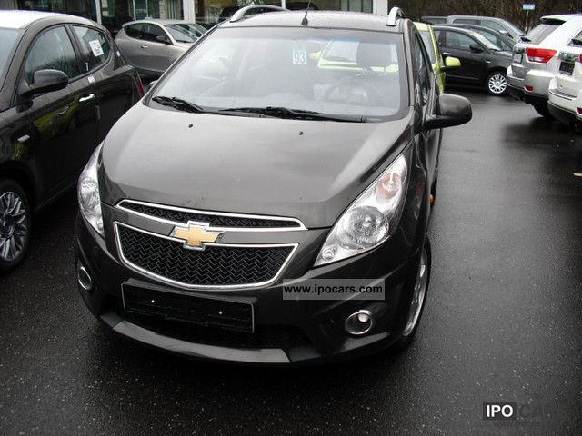 2012 Chevrolet  Spark 1.2 LT model with German Winter wheel Small Car Used vehicle photo