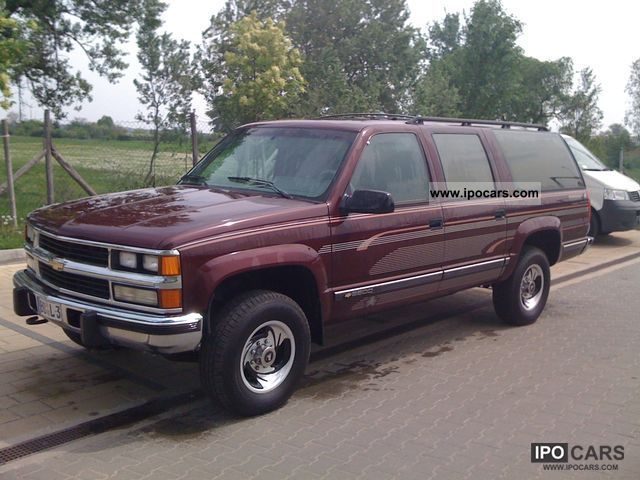 1994 Chevrolet  Suburban 2500 Off-road Vehicle/Pickup Truck Used vehicle photo
