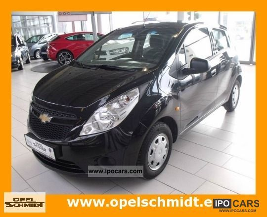 2010 Chevrolet  SPARK 5trg base plus 1.0/50kW Limousine Used vehicle photo