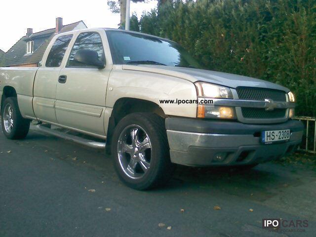 2004 Chevrolet  Silverado Off-road Vehicle/Pickup Truck Used vehicle photo