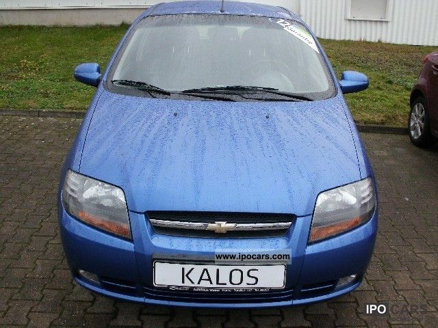 2009 Chevrolet  Kalos SX 'automatic' Small Car Used vehicle photo