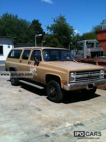 1984 Chevrolet  Suburban Off-road Vehicle/Pickup Truck Used vehicle photo