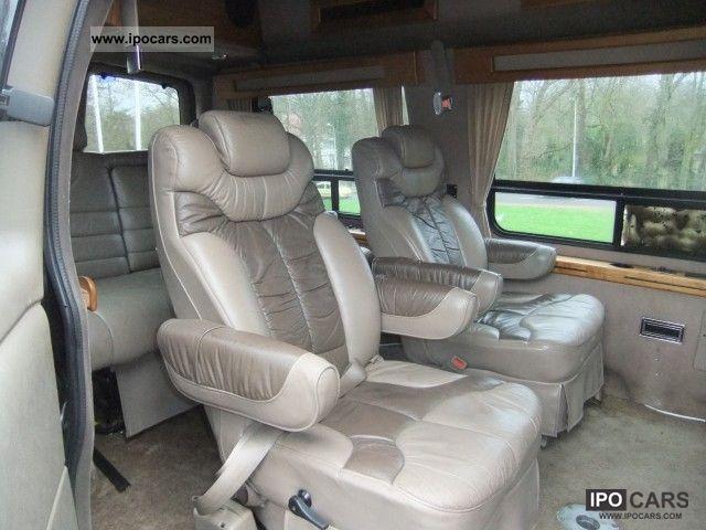 97 Chevy Lumina Mpg 1997 Chevrolet '97 Chevy Van, LPG, 7 persoons (kampeerauto) Other Used ...