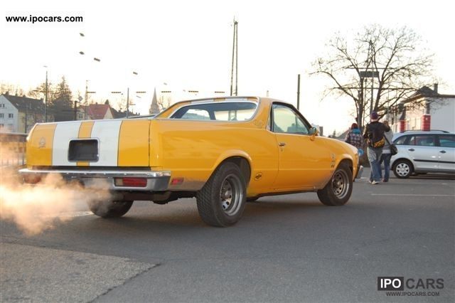 1980 Chevrolet  El Camino pickup, possible H-approval Off-road Vehicle/Pickup Truck Used vehicle photo
