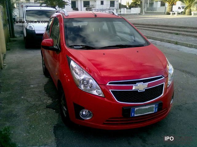 Chevrolet  Spark 2010 Liquefied Petroleum Gas Cars (LPG, GPL, propane) photo