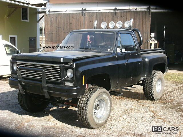 1984 Chevrolet  Silverado-10 Off-road Vehicle/Pickup Truck Used vehicle photo