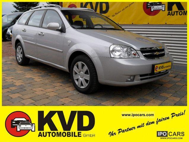 2009 Chevrolet  1.6 Kombi Nubira SX * leather * climate control * Estate Car Used vehicle photo