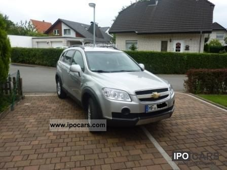 2006 Chevrolet  Captiva 2.4 LS 2WD 5 seater Off-road Vehicle/Pickup Truck Used vehicle photo