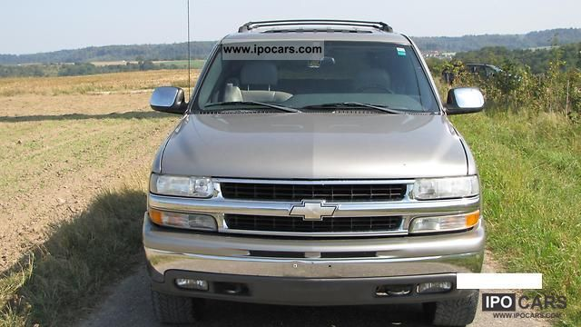 2001 Chevrolet  Tahoe LT Premium Off-road Vehicle/Pickup Truck Used vehicle photo