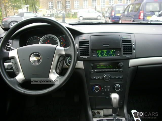 2007 Chevrolet Epica 2 5 Lt Car Photo And Specs