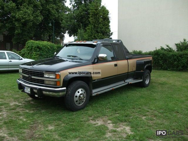 1995 Chevrolet  K3500 4x4 Off-road Vehicle/Pickup Truck Used vehicle photo