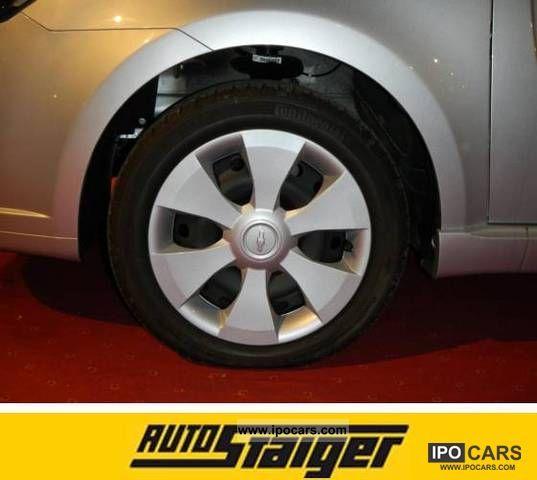 2011 Chevrolet Aveo LS 1.2 L