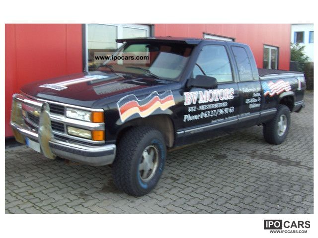 1996 Chevrolet  Silverado C1500 1.5 cab Off-road Vehicle/Pickup Truck Used vehicle photo