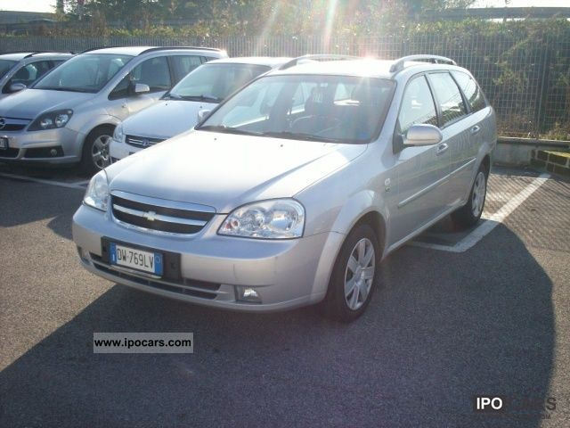 Chevrolet  Nubira 1.6 SX SW BI-FUEL GPL 2009 Liquefied Petroleum Gas Cars (LPG, GPL, propane) photo