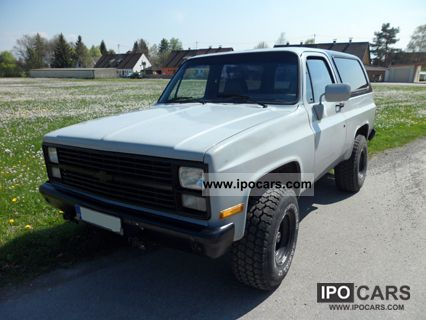 1985 Chevrolet  K5 ex-military vehicle 24 volt Off-road Vehicle/Pickup Truck Used vehicle photo