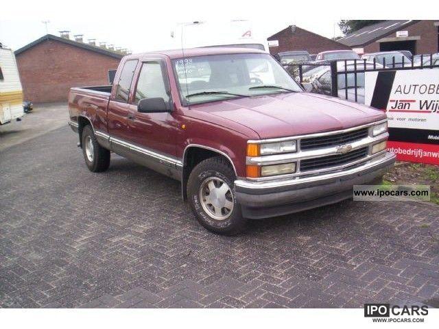 1998 Chevrolet  Silverado 1500 2wd 7.5 vortec 75000mijl Off-road Vehicle/Pickup Truck Used vehicle photo