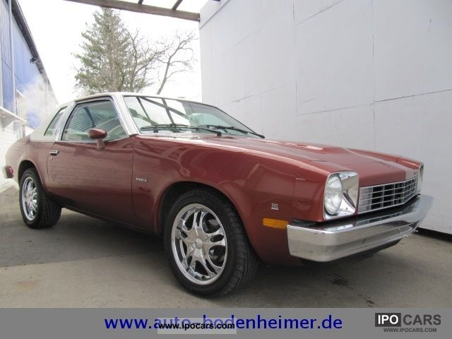 1976 Chevrolet  Monza Coupe Towncar H-approval * V8 * leather * Sports car/Coupe Classic Vehicle photo