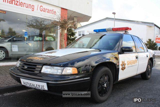 1993 Chevrolet  original U.S. Police Car Limousine Used vehicle photo
