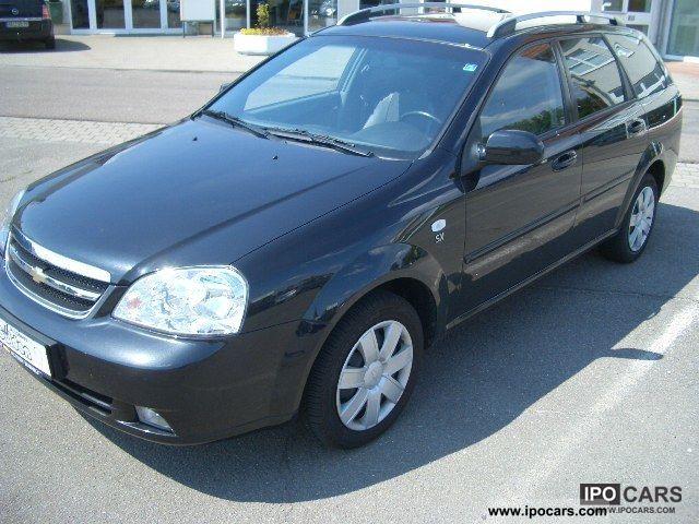 2009 Chevrolet  1.6 Kombi Nubira SX Estate Car Used vehicle photo