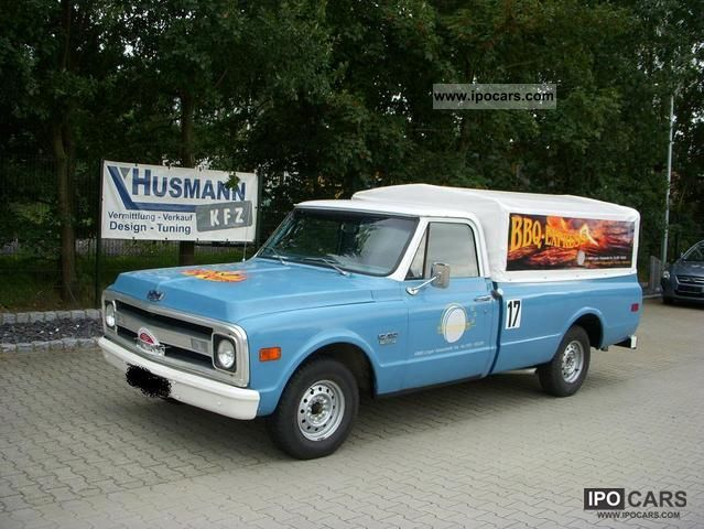 Chevrolet  C10 Longbed V8 classic car 1970 Vintage, Classic and Old Cars photo
