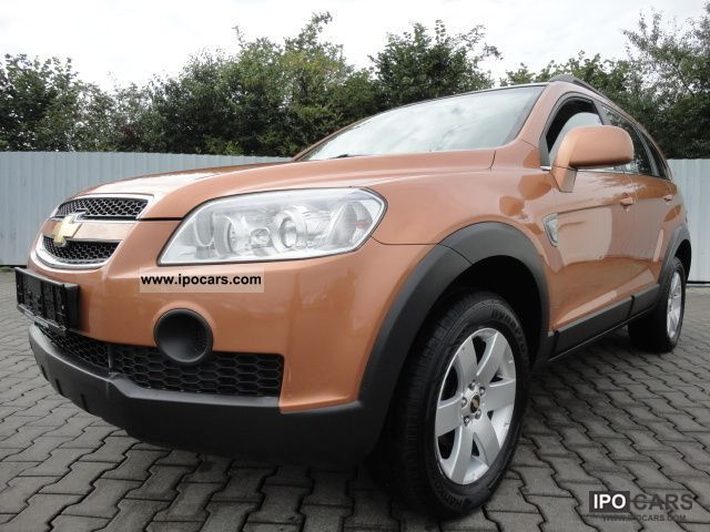 2007 Chevrolet  Captiva 2.0 VCDI DPF 7 seats Air XL EURO4 Off-road Vehicle/Pickup Truck Used vehicle photo