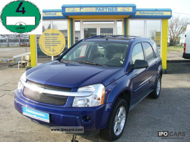 2005 Chevrolet  Equinox Off-road Vehicle/Pickup Truck Used vehicle photo