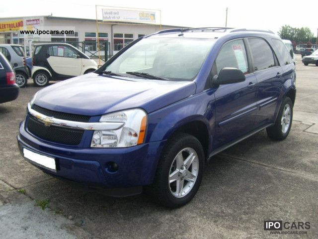2005 chevrolet equinox car photo and specs. Black Bedroom Furniture Sets. Home Design Ideas