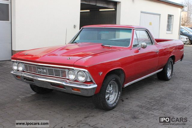 1966 Chevrolet  El Camino 327 V8 automatic Sports car/Coupe Used vehicle photo