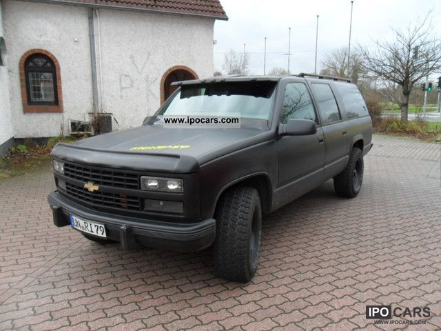 1993 Chevrolet  Suburban (LPG Autogas) Off-road Vehicle/Pickup Truck Used vehicle photo