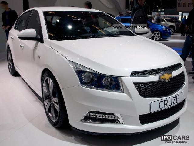 2011 Chevrolet Cruze Ls 1 6 91 Kw 124 Hp Switching 5 Speed Car Photo And Specs