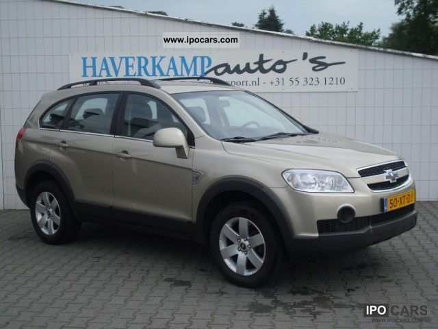 2007 Chevrolet  Captiva 2.0 VCDi STYLE ROOM 7. LEATHER E4DPF Off-road Vehicle/Pickup Truck Used vehicle photo