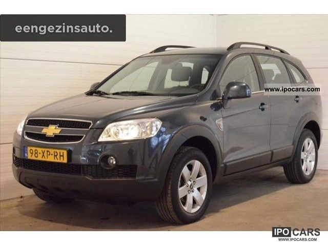 2007 Chevrolet  Captiva 2.4 4WD CLASS 7-PRS HLEER Off-road Vehicle/Pickup Truck Used vehicle photo