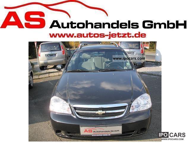 Chevrolet  As Nubira Kombi 1.6 SE LPG LPG, air, EFH, 2006 Liquefied Petroleum Gas Cars (LPG, GPL, propane) photo