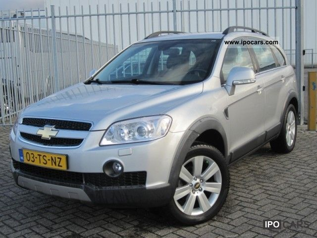 2007 Chevrolet  Captiva 2.4 Off-road Vehicle/Pickup Truck Used vehicle photo