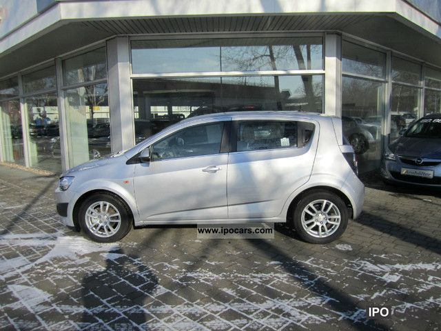 2011 Chevrolet  Aveo 1.6 LTZ New Model Small Car Pre-Registration photo