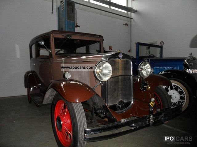1931 Chevrolet  Independence 6 cylinder Other Used vehicle photo