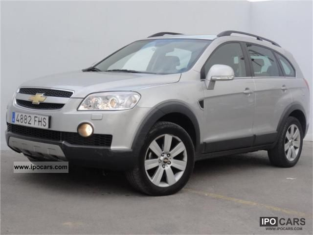 2006 Chevrolet  Captiva 3.2 LT 4WD 7 seater Off-road Vehicle/Pickup Truck Used vehicle photo