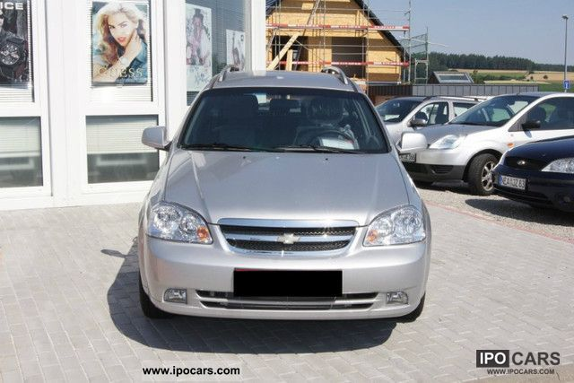 2010 Chevrolet  Nubira SX 1.6 Estate Car Pre-Registration photo