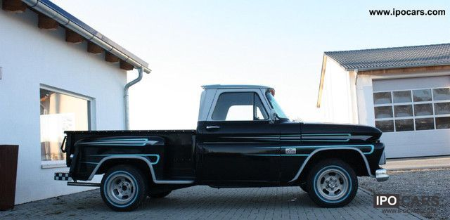 Chevrolet  Pick Up Stepside V8 built in 1964 1964 Vintage, Classic and Old Cars photo