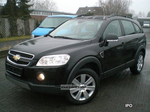 Bmw Pick Up Truck >> 2008 Chevrolet Captiva 3.2 LT 4WD 7 seater - Car Photo and ...
