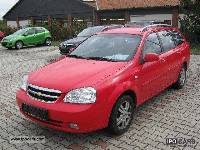 2009 Chevrolet  Nubira CDX Estate Car Used vehicle photo