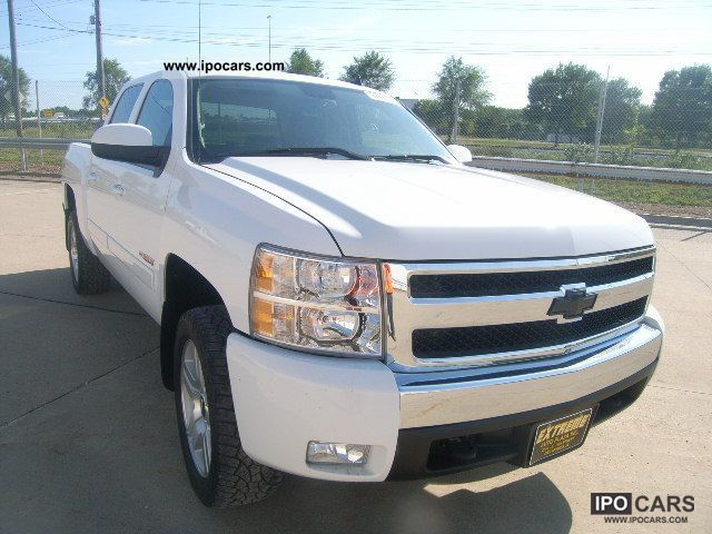 2007 Chevrolet  SILVERADO Off-road Vehicle/Pickup Truck Used vehicle (business photo