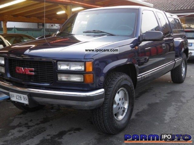 1996 Chevrolet  Silverado EXTENDED CAB HARDTOP 5.7 \ Off-road Vehicle/Pickup Truck Used vehicle photo