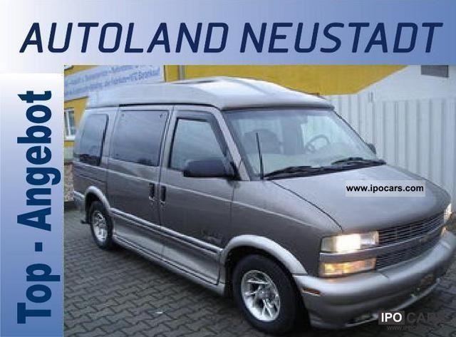2000 Chevrolet  Astro * 4.3 * 7-seater Van / Minibus Used vehicle photo