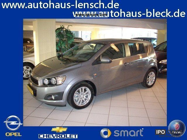 2012 Chevrolet  Aveo 1.6 LTZ 5T. * Sitzhz * PDC * LM * Small Car Pre-Registration photo